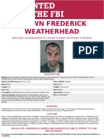 Shawn Frederick Weatherhead