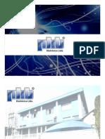 Apresentação Institucional 2014