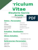 _Curriculum Eleuterio Garcia Acosta