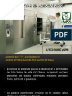 Autoclaves de Laboratorio (2)