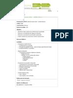 UFCD 3538 - Programa