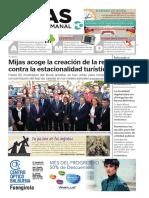 Mijas Semanal nº781 Del 23 de marzo al 5 de abril de 2018