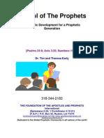 eBook - School of Prophets