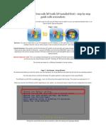 How to Dual XP-Vista