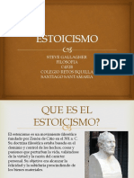 FILOSOFIA ESTOICISMO