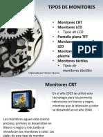 Tipos e Monitores