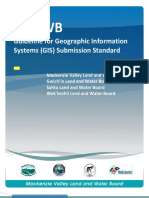 Public Review Draft Standard Maps and Gis Data Submission