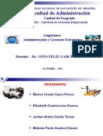 Diseño de Estrategias (MBA)