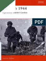 Mxdoc.com Osprey Campaign 024 Arnhem 1944 Operation Market g