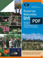 Reservas Naturales Urbanas libro.pdf