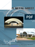 Metal Sheet Arc