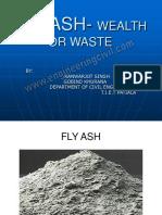 (2) Fly Ash by KJS