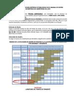 Análisis de La Vía Según Criterios Establecidos en El Manual de Diseño Geométrico de Carreteras Dg