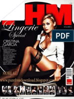 FHM Philippines - The Girls of FHM Lingerie Special Vol. 5
