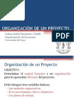 5_organización de Un Proyecto