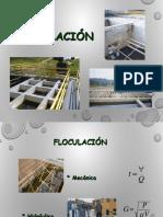 Floculación