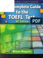TOEFL Thomson Toelf Ibt