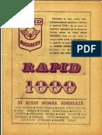Program Rapid-Meciul 1000 (1986)
