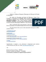 Dia D da BNCC - Informações aos DMES do Maranhão