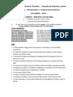 Ing Lengua Inglesa II 10