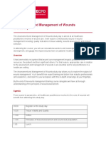 Assessment and Management of Wounds Workshop