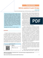 Indian Journal of Human Genetics Volume 19 Issue 1 2013 [Doi 10.4103%2F0971-6866.112870] Mali, Shrikant -- Delivery Systems for Gene Therapy