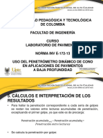3. Ensayo de PDC INV E-172-13- Cálculos