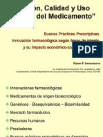 Teoría Calidad de Uso de Medicamentos