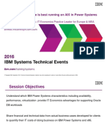 a013665 - Why Oracle is Best Running on AIX in Power Systems (2)