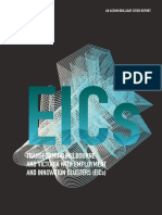 Employment and Innovation Clusters AECOM