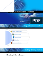 Top Influencers Traders