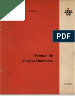 Manual Diseno Didactico