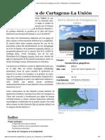 Sierra Minera de Cartagena-La Unión