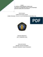 Review Jurnal Hidrologi