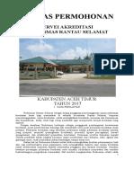 1. Berkas Usulan Survey Akred Rantau Selamat.doc
