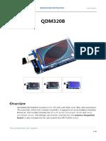 3.2 Inch LCD Shield for MEGA 2560