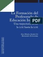 La formacion del profesorado.pdf