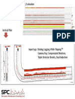 Shale Analysis by SPC 2013 (2nd Well)