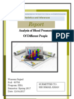 Blood Pressure Effect