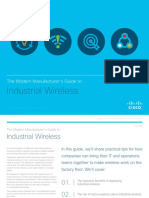 Manufacturing Industries Wireless Guide White Paper