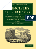 [Charles Lyell] Principles of Geology, Volume 1 a(Bokos-Z1)