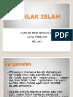 AKHLAK ISLAMIAH