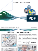 Impianti Idroelettrici onddh Line