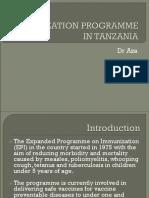 Immunization Programme New