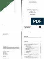 Literatura Medieval s. XV-Pérez Priego
