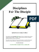 Disciplines For The Disciple - Mark Copeland.pdf