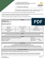 Certidão Simplificada FMC Quimica do brasil