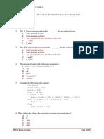 Exam Revision MC-An