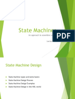 Hw SW State Machine