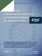 cooperación ; movilidad científica , América Latina